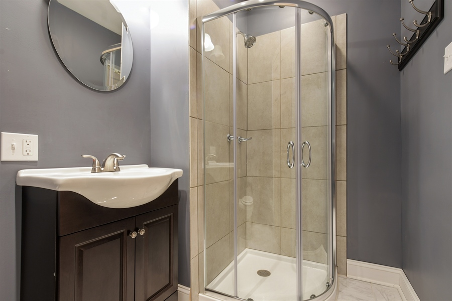 Real Estate Photography - 6612 N Chicora Ave, Chicago, IL, 60612 - Bathroom