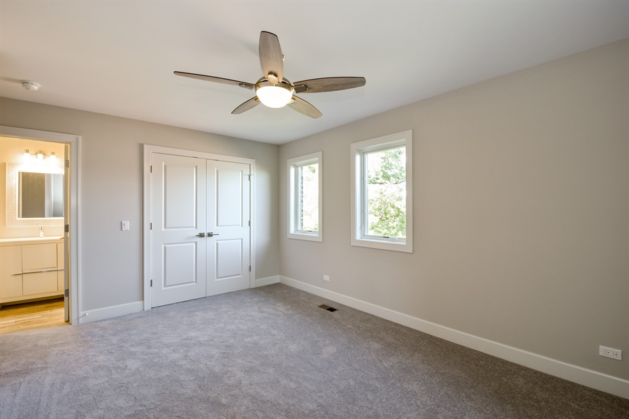 Real Estate Photography - 253 Mark Lane, Lake Zurich, IL, 60047 - 3rd Bedroom