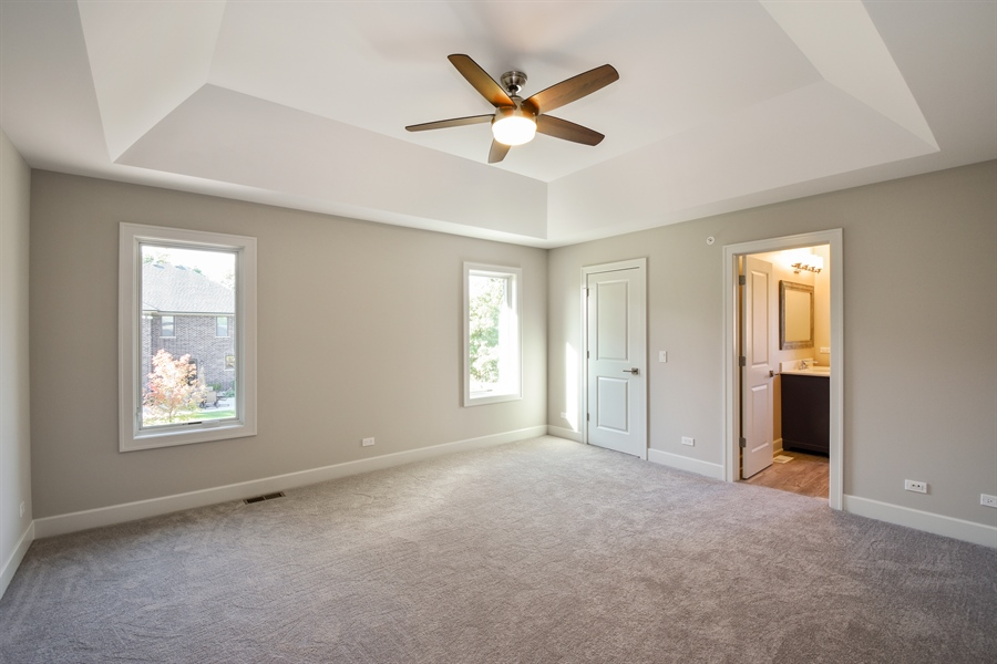 Real Estate Photography - 253 Mark Lane, Lake Zurich, IL, 60047 - 4th Bedroom