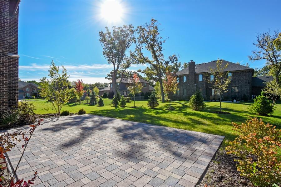 Real Estate Photography - 253 Mark Lane, Lake Zurich, IL, 60047 - Patio