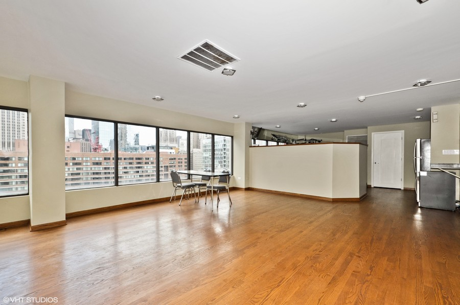 Real Estate Photography - 230 E Ontario St, 1603, Chicago, IL, 60611 - Party Room
