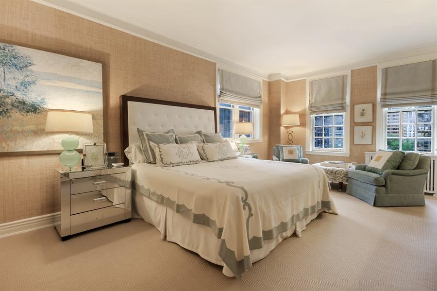 Real Estate Photography - 232 E Walton, 6E, Chicago, IL, 60611 - Master Bedroom