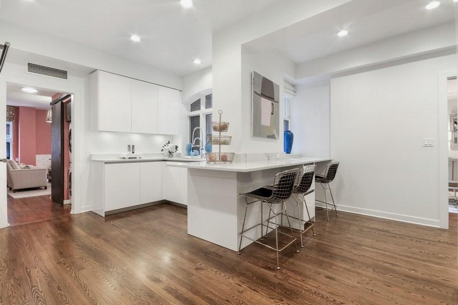 Real Estate Photography - 232 E Walton, 6E, Chicago, IL, 60611 - Kitchen