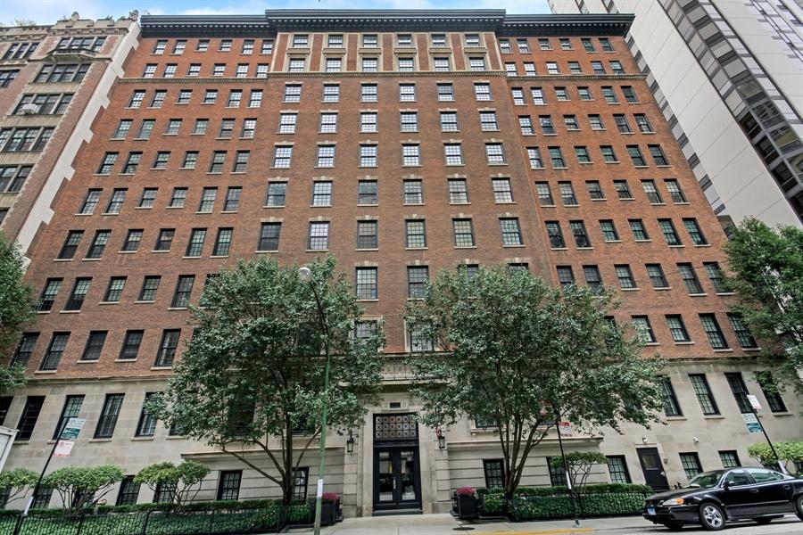 Real Estate Photography - 232 E Walton, 6E, Chicago, IL, 60611 - Front View