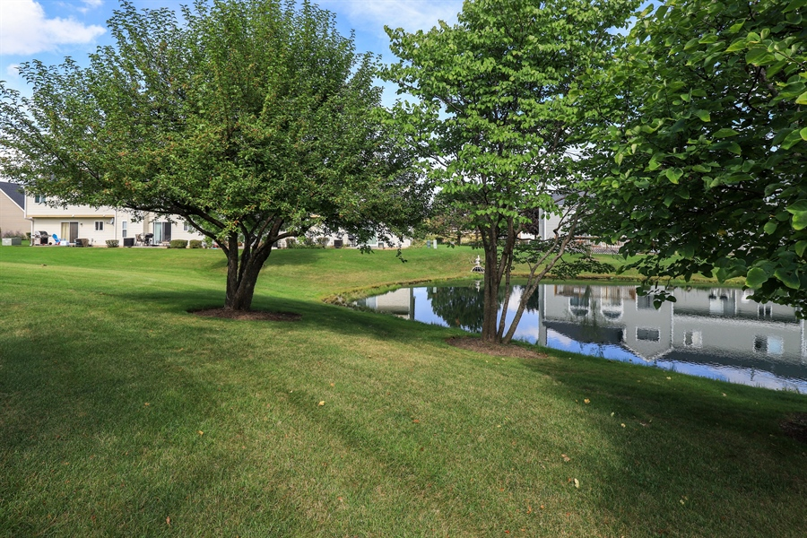 Real Estate Photography - 6868 W MOUNT VERNON, GURNEE, IL, 60031 - Back Yard
