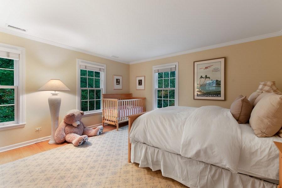 Real Estate Photography - 650 Sheridan Road, Winnetka, IL, 60093 - 3rd Bedroom