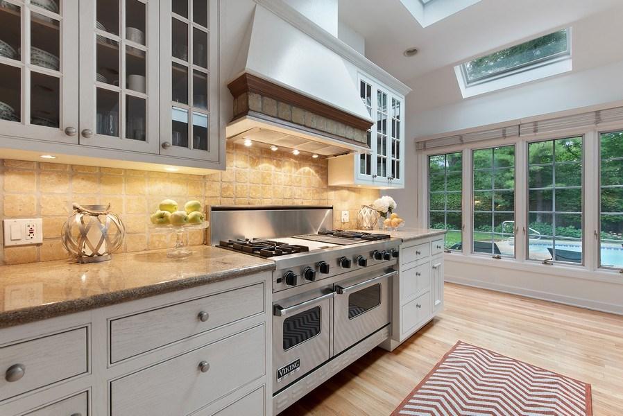 Real Estate Photography - 650 Sheridan Road, Winnetka, IL, 60093 - Kitchen