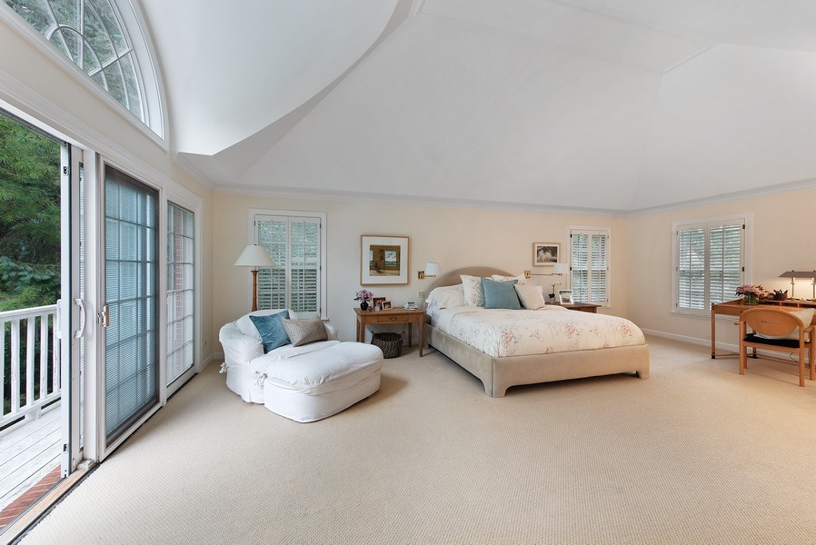 Real Estate Photography - 650 Sheridan Road, Winnetka, IL, 60093 - Master Bedroom