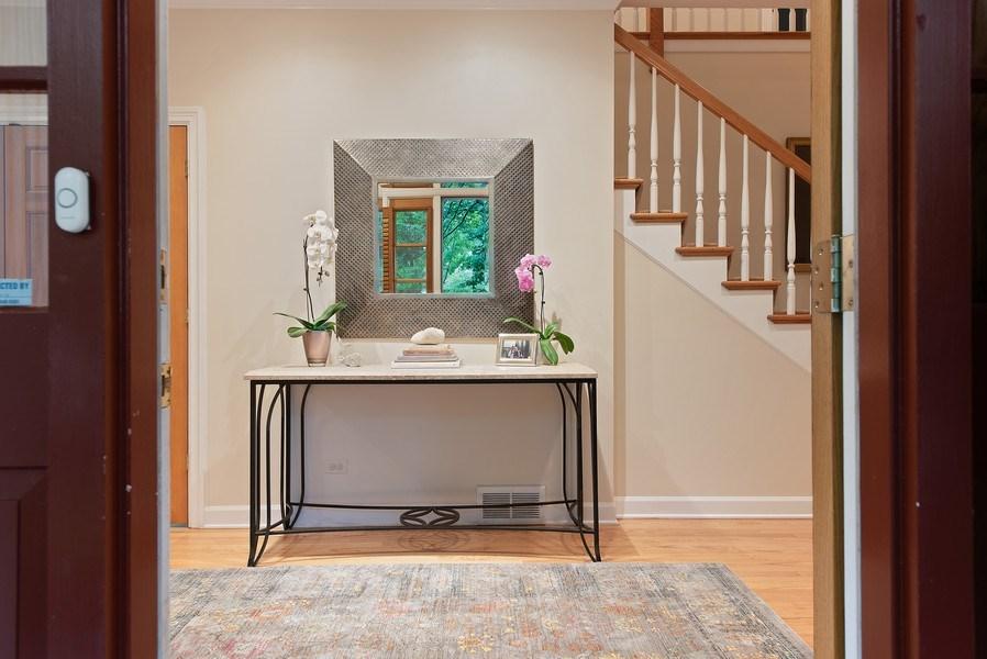 Real Estate Photography - 650 Sheridan Road, Winnetka, IL, 60093 - Entrance