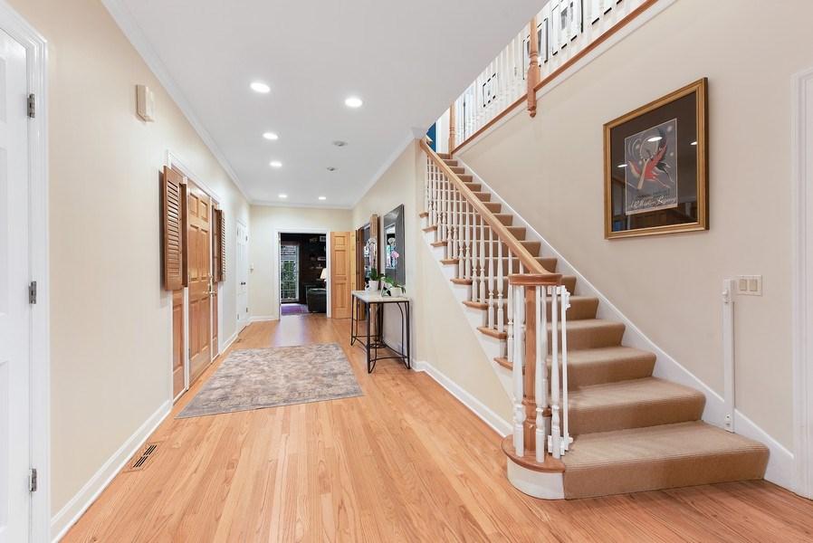 Real Estate Photography - 650 Sheridan Road, Winnetka, IL, 60093 - Foyer
