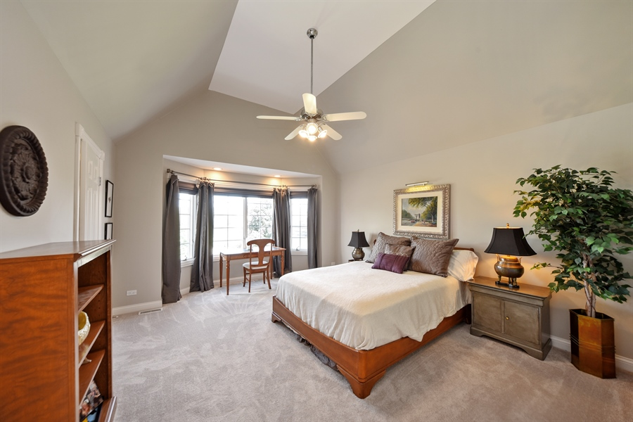 Real Estate Photography - 2 E Prairie Ct, Hawthorn Woods, IL, 60047 - 2nd Bedroom