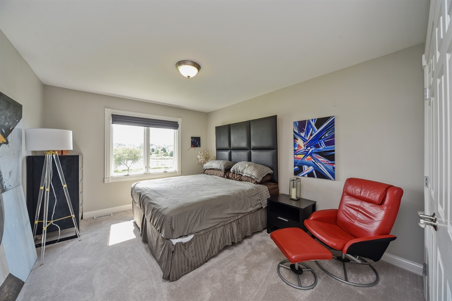 Real Estate Photography - 2 E Prairie Ct, Hawthorn Woods, IL, 60047 - 3rd Bedroom