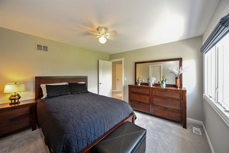 Real Estate Photography - 2 E Prairie Ct, Hawthorn Woods, IL, 60047 - 4th Bedroom