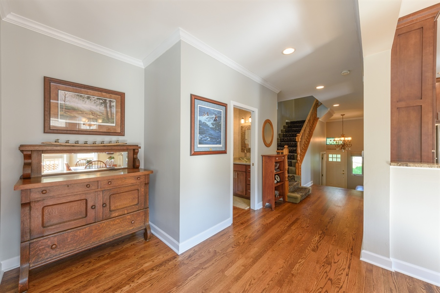 Real Estate Photography - 23858 N Lakeside DR, Lake Zurich, IL, 60047 - Entryway