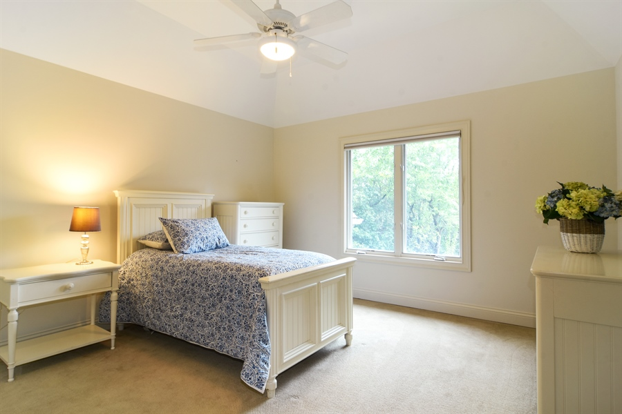 Real Estate Photography - 20817 west high ridge drive, kildeer, IL, 60047 - 4th Bedroom