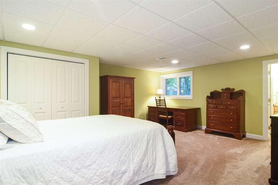 Real Estate Photography - 20817 west high ridge drive, kildeer, IL, 60047 - 6th Bedroom