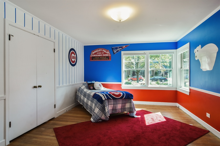 Real Estate Photography - 734 S Belmont Avenue, Arlington Heights, IL, 60005 - 4th Bedroom