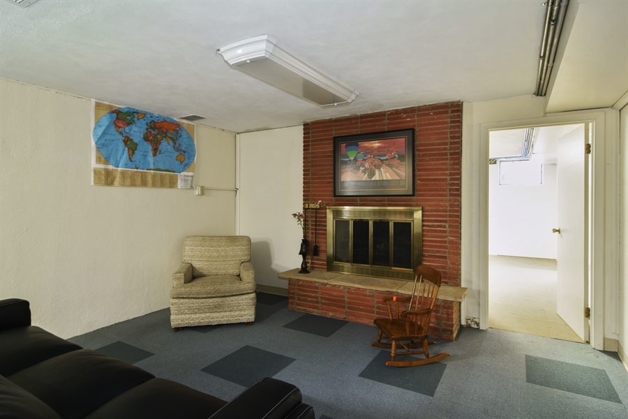 Real Estate Photography - 734 S Belmont Avenue, Arlington Heights, IL, 60005 - Lower Level