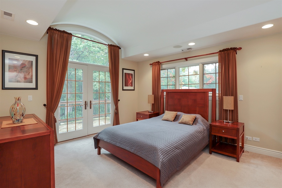 Real Estate Photography - 36 Plymouth, lincolnshire, IL, 60069 - 3rd Bedroom