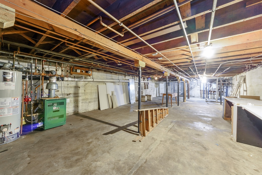 Real Estate Photography - 113 S Cook Street, Barrington, IL, 60010 - Basement