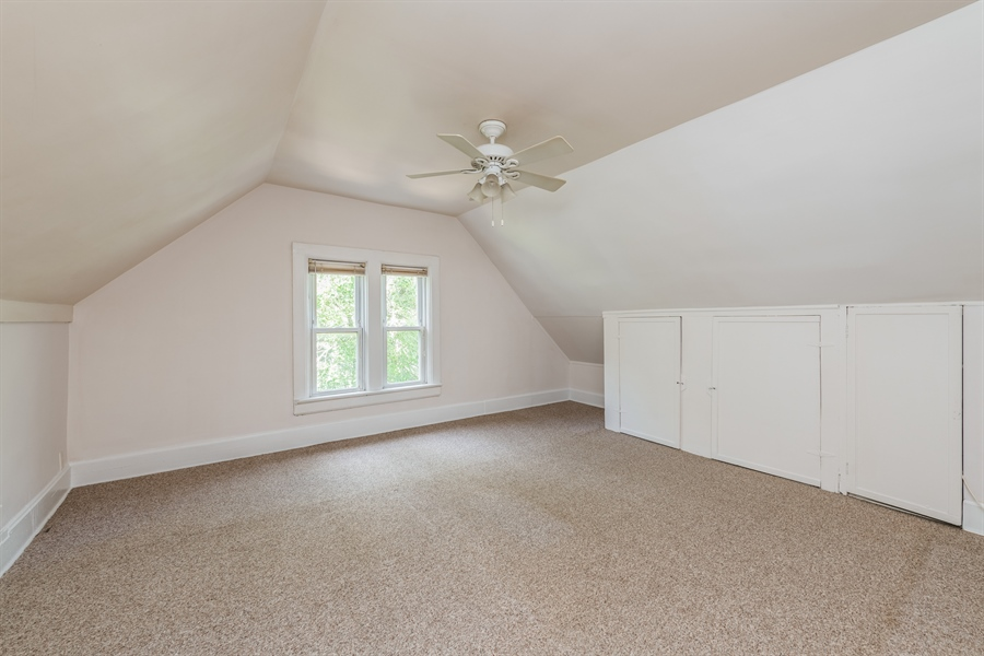 Real Estate Photography - 2239 W Fletcher St, Chicago, IL, 60614 - Master Bedroom