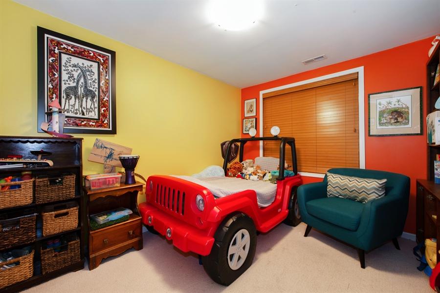 Real Estate Photography - 1373 Hubbard, Unit 4E, Chicago, IL, 60642 - 3rd Bedroom