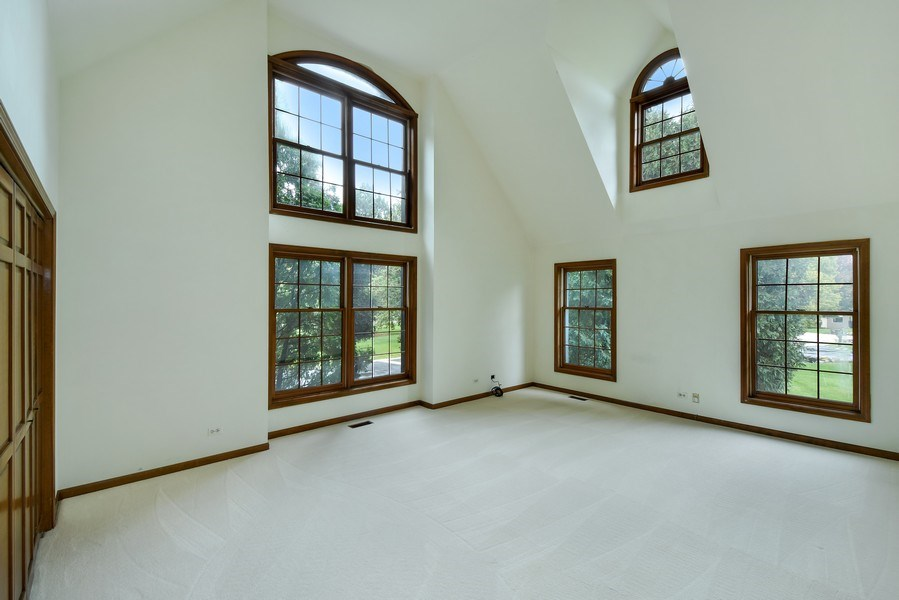 Real Estate Photography - 1 Brookhaven Cir, South Barrington, IL, 60010 - 2nd Bedroom