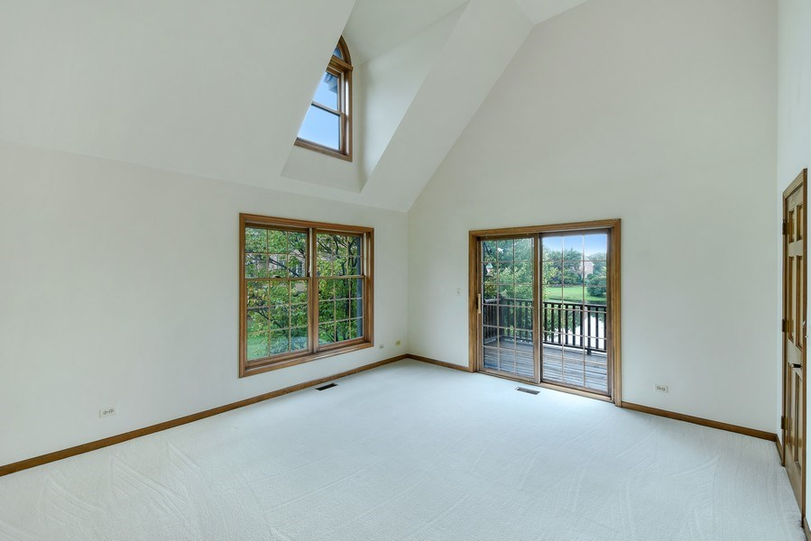 Real Estate Photography - 1 Brookhaven Cir, South Barrington, IL, 60010 - 3rd Bedroom