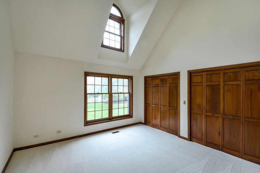 Real Estate Photography - 1 Brookhaven Cir, South Barrington, IL, 60010 - 4th Bedroom