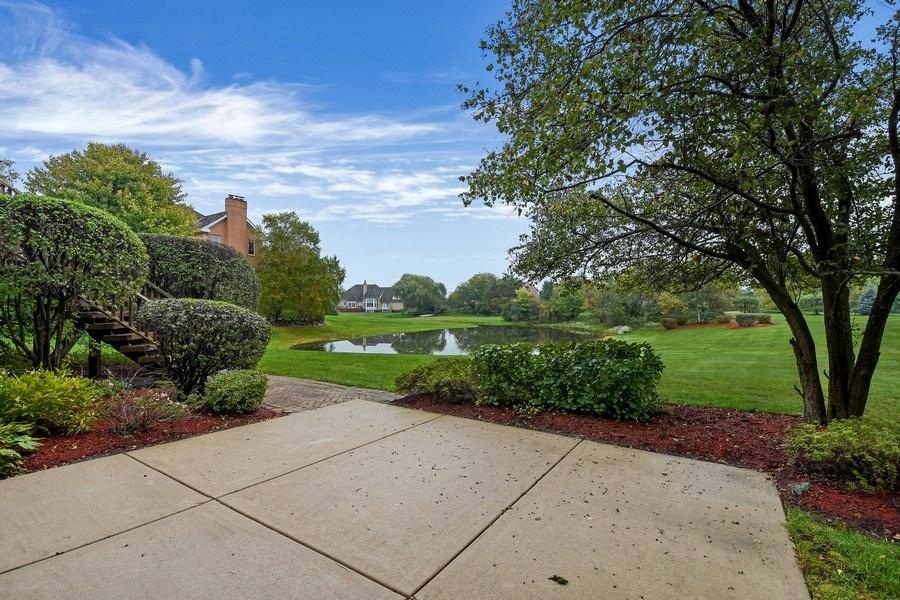 Real Estate Photography - 1 Brookhaven Cir, South Barrington, IL, 60010 - Patio