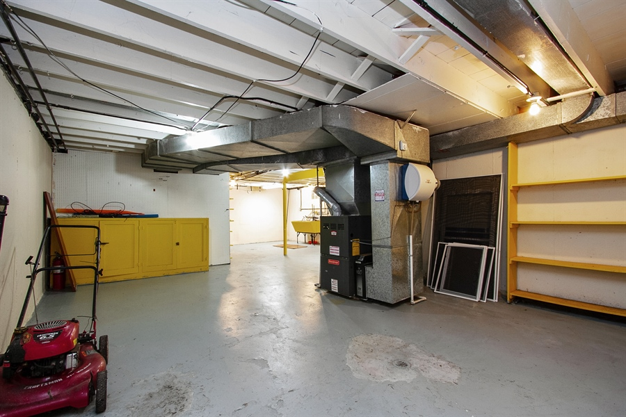Real Estate Photography - 792 Cumnock, Olympia Fields, IL, 60461 - Basement