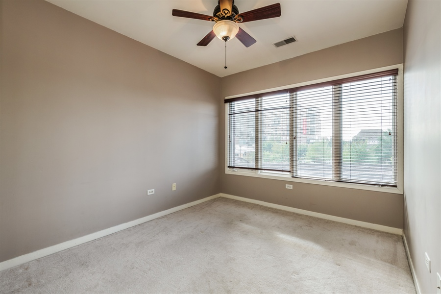 Real Estate Photography - 912 West Chicago Avenue, 201, Chicago, IL, 60642 - 2nd Bedroom