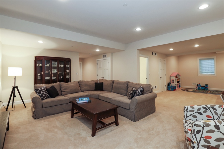 Real Estate Photography - 924 Wheeler, Libertyville, IL, 60048 - Basement