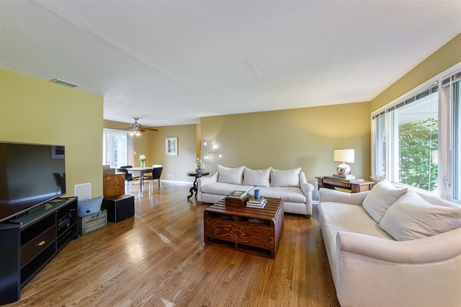 Real Estate Photography - 103 Coldren Dr, Prospect Heights, IL, 60070 - Living Room