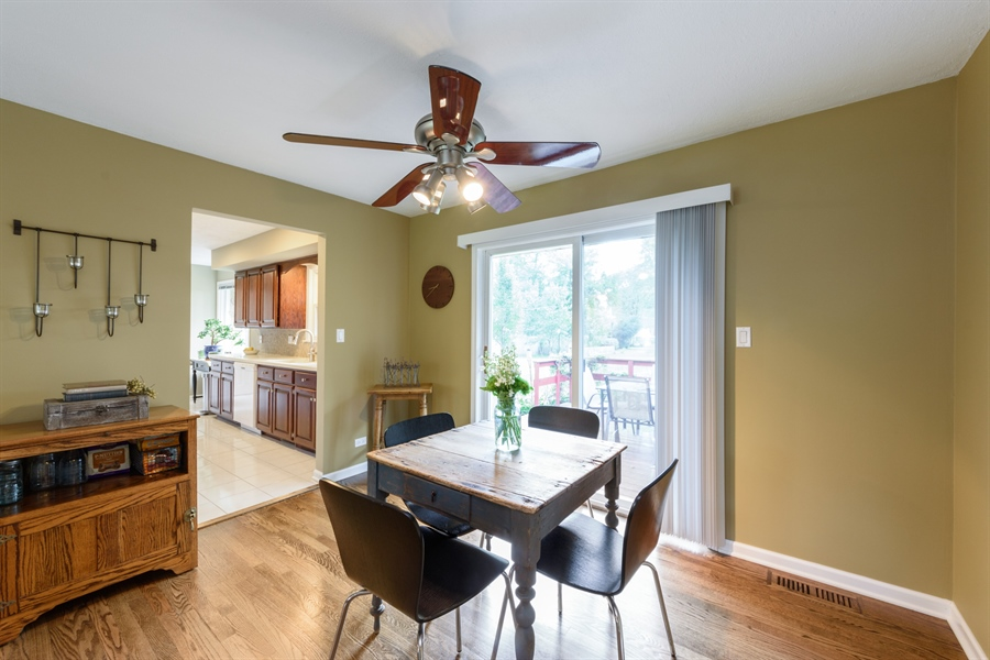 Real Estate Photography - 103 Coldren Dr, Prospect Heights, IL, 60070 - Kitchen / Breakfast Room