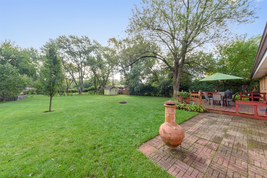 Real Estate Photography - 103 Coldren Dr, Prospect Heights, IL, 60070 - Back Yard