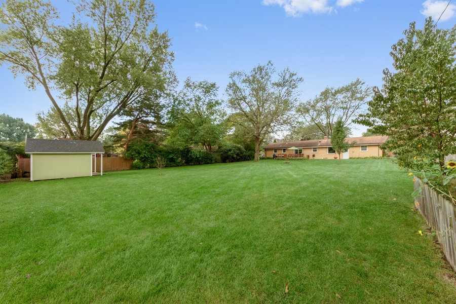 Real Estate Photography - 103 Coldren Dr, Prospect Heights, IL, 60070 - Rear View
