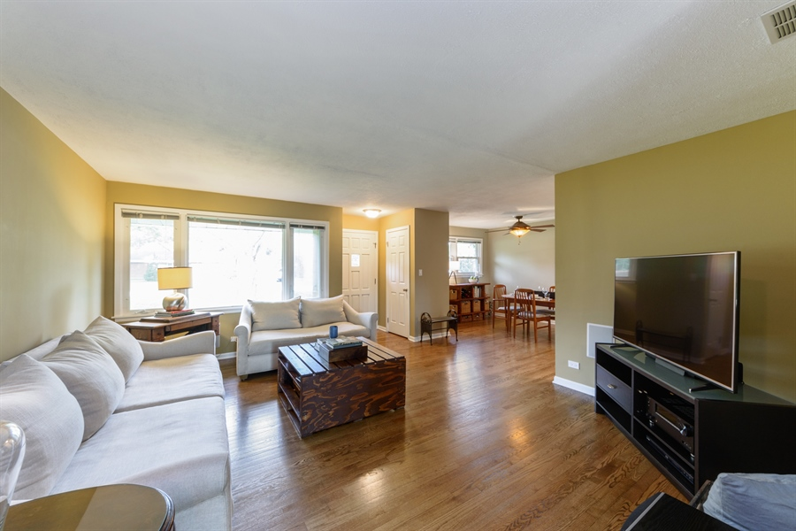 Real Estate Photography - 103 Coldren Dr, Prospect Heights, IL, 60070 - Living Room / Dining Room