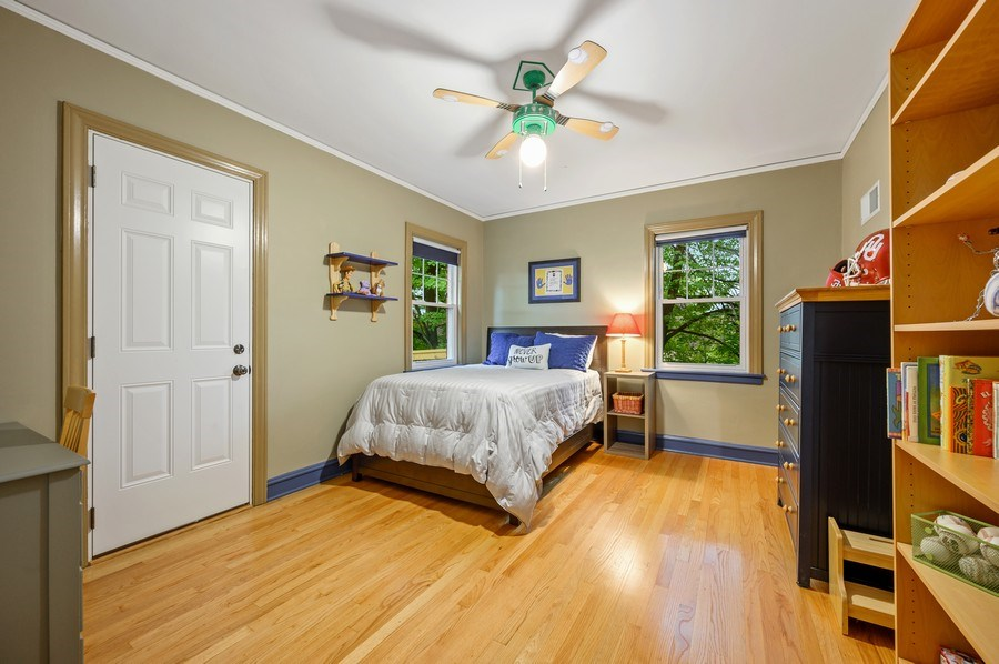 Real Estate Photography - 1210 Woodbine Ave, Oak Park, IL, 60302 - 3rd Bedroom