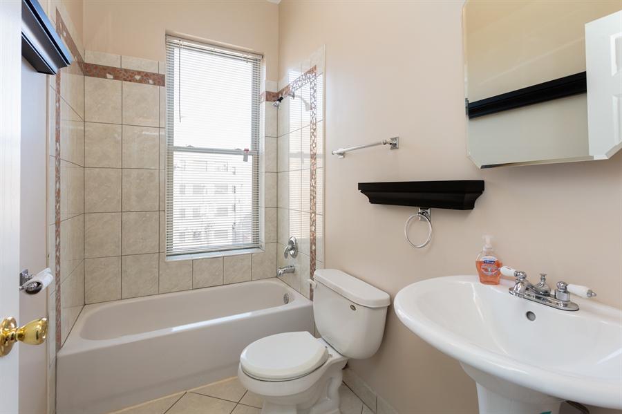 Real Estate Photography - 5023 S Michigan Ave, Unit 3, Chicago, IL, 60615 - Bathroom