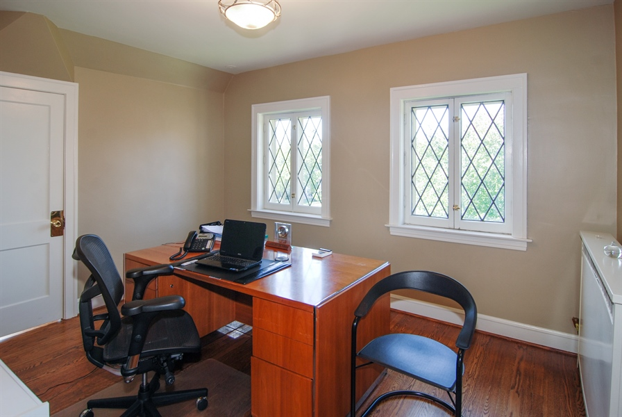 Real Estate Photography - 907 Lathrop, River Forest, IL, 60305 - Office or 6th Bedroom