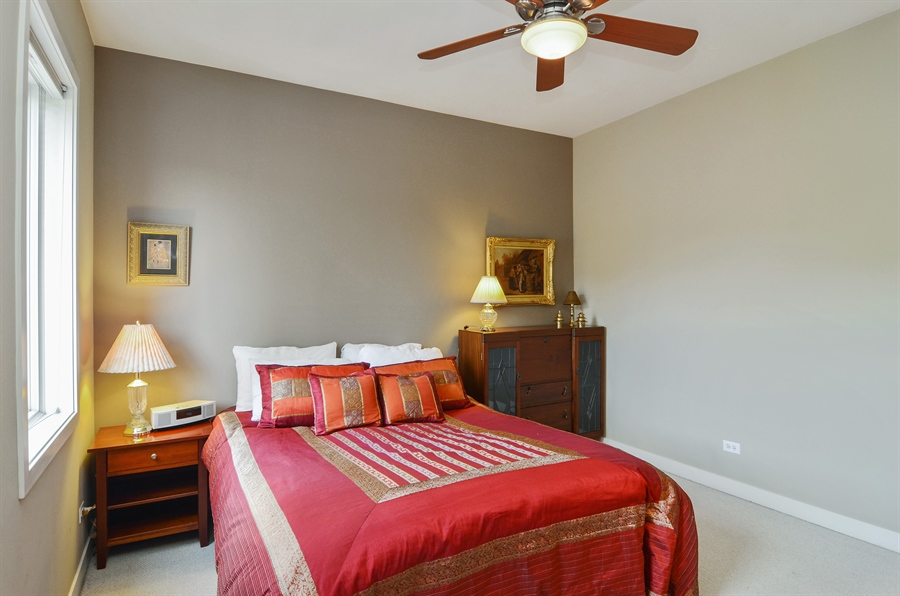 Real Estate Photography - 650 W Fulton, C, Chicago, IL, 60661 - 2nd Bedroom