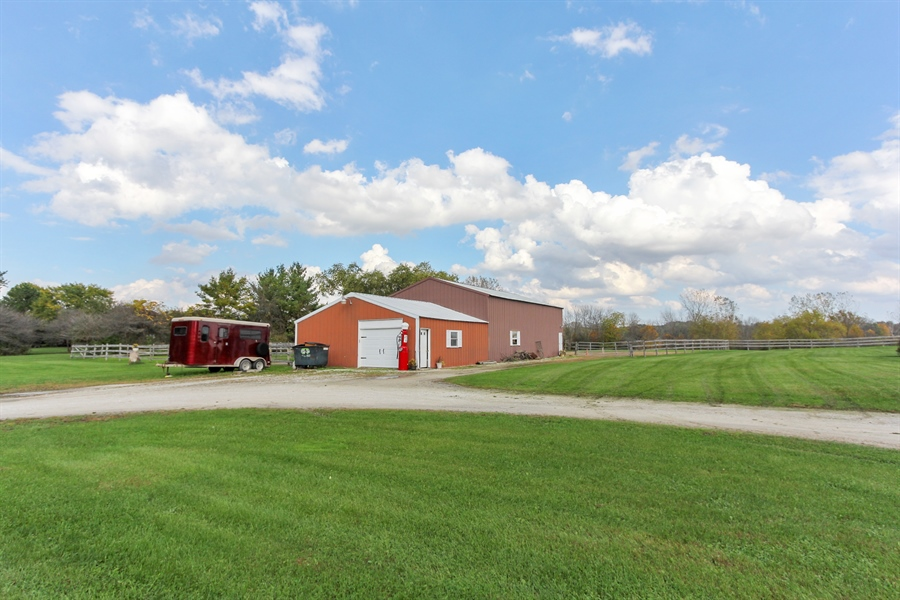 Real Estate Photography - 43411 N Lake Ave, Antioch, IL, 60002 - Front View