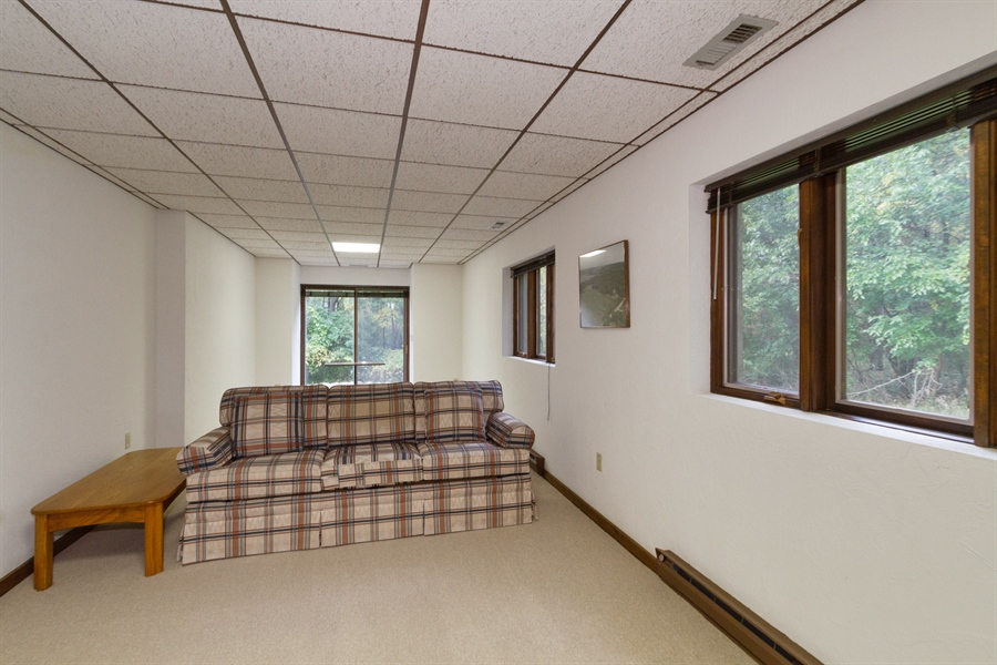 Real Estate Photography - W3460 Mcdonald Rd., Lake Geneva, WI, 53147 - 2nd Bedroom
