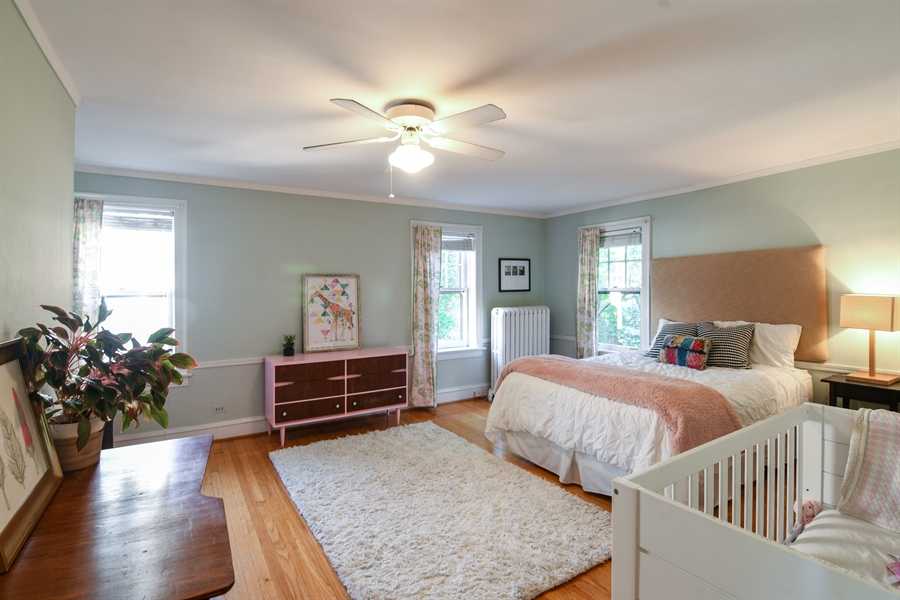 Real Estate Photography - 422 Berkshire St, Oak Park, IL, 60302 - Bedroom
