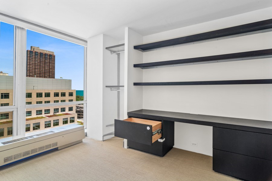 Real Estate Photography - 330 W. Diversey Ave., 1402, Chicago, IL, 60657 - Office