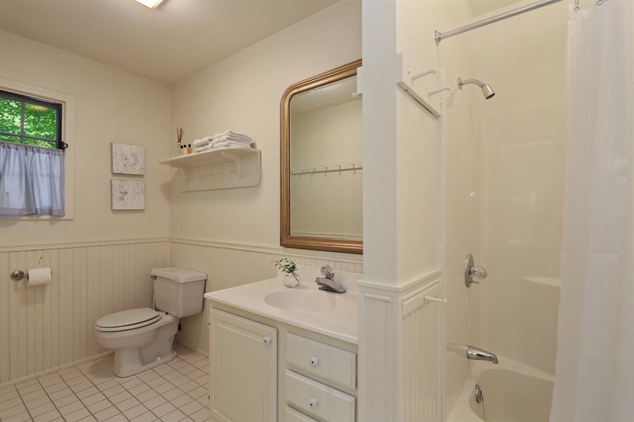 Real Estate Photography - 4195 Cherokee Dr, Michiana, MI, 49117 - Master Bathroom
