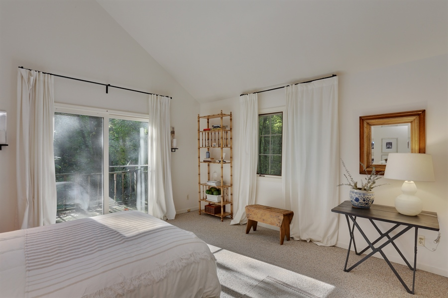 Real Estate Photography - 4195 Cherokee Dr, Michiana, MI, 49117 - Master Bedroom