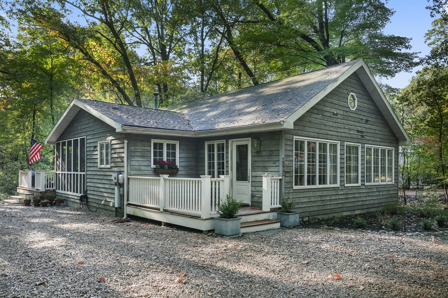 Real Estate Photography - 4195 Cherokee Dr, Michiana, MI, 49117 - Front View