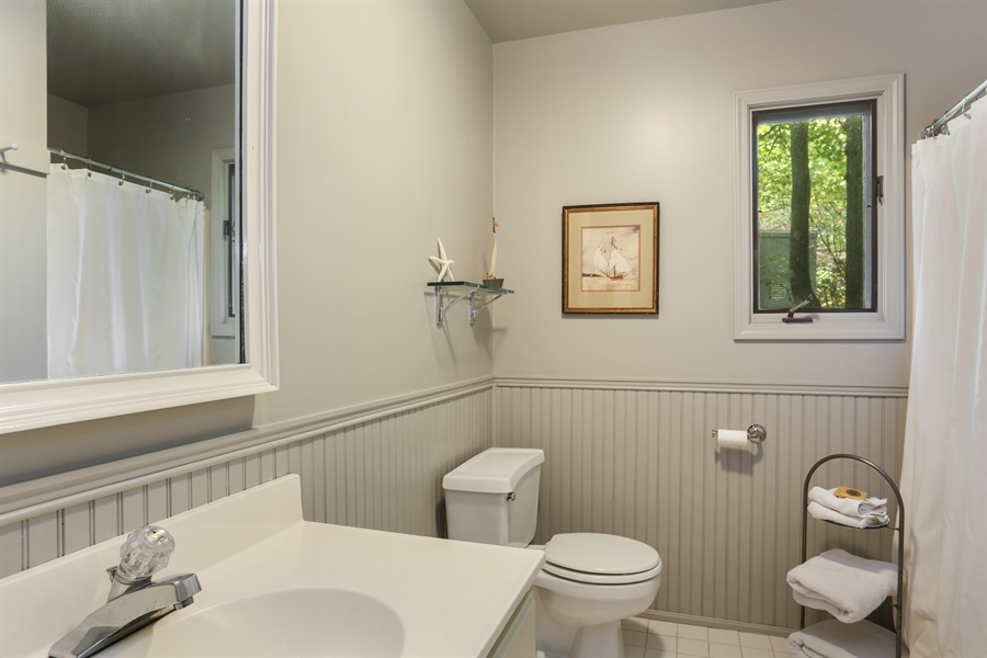 Real Estate Photography - 4195 Cherokee Dr, Michiana, MI, 49117 - Bathroom